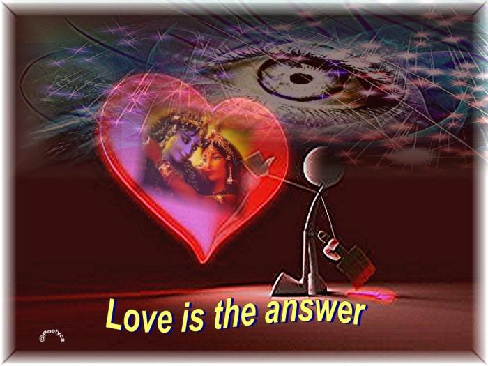 love answer