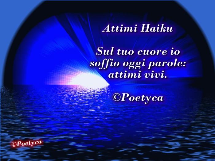 attimi haiku