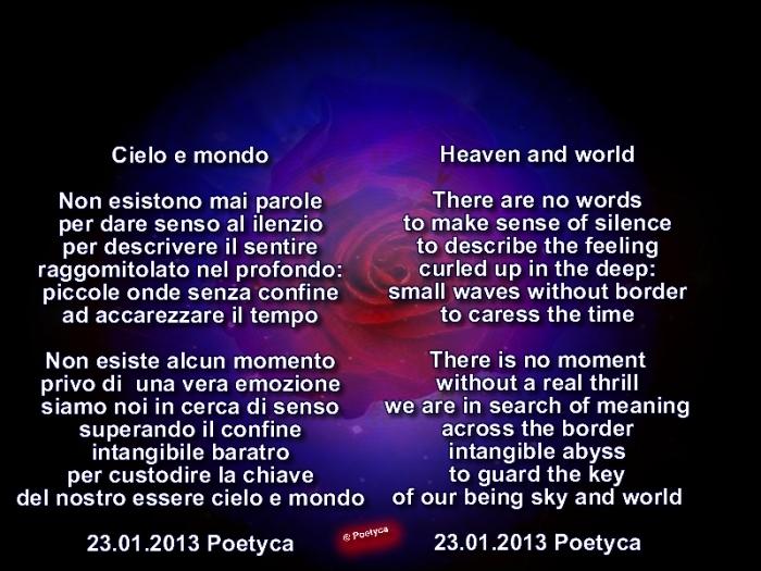 cielo e mondo