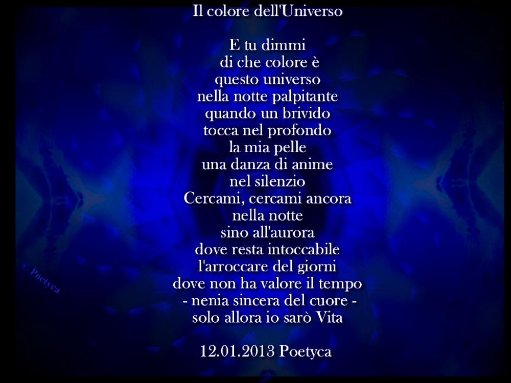 Il colore dell'Universo