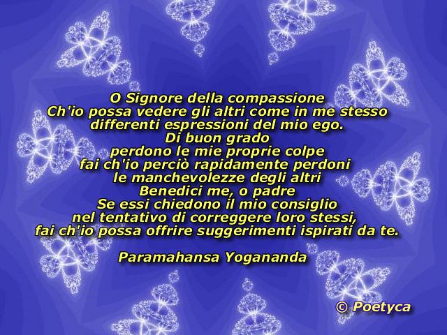 Meditazione Per La Vigilia Di Natale Di Paramhansa Yogananda