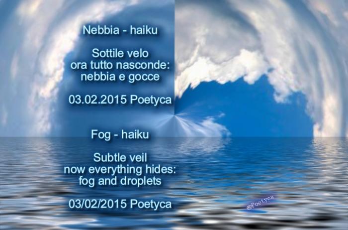 nebbia haiku
