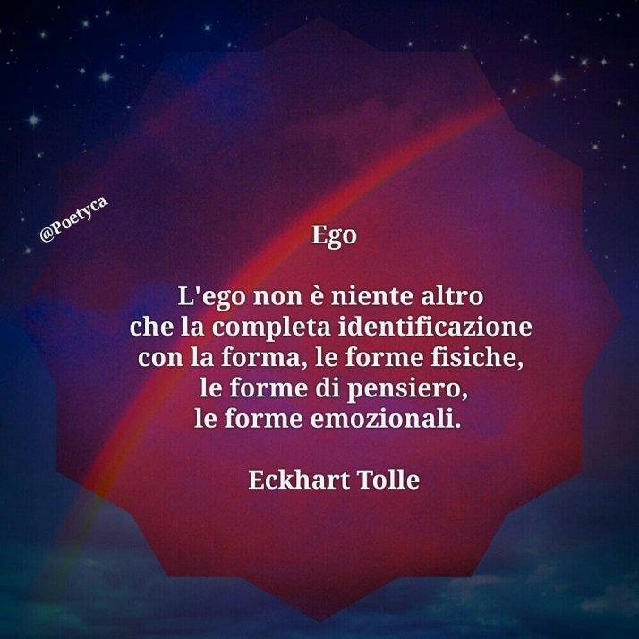 Ego Eckhart Tolle Tavolozza Di Vita